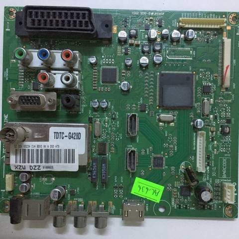 ARÇELİK TV 82-203 LCD TV ANAKARTI / MAINBOARD FOR ARCELIK & BEKO TV. BOARD NO.S YRQ190R-8, XZW DZZ, V-0, SZ 32W SS23A