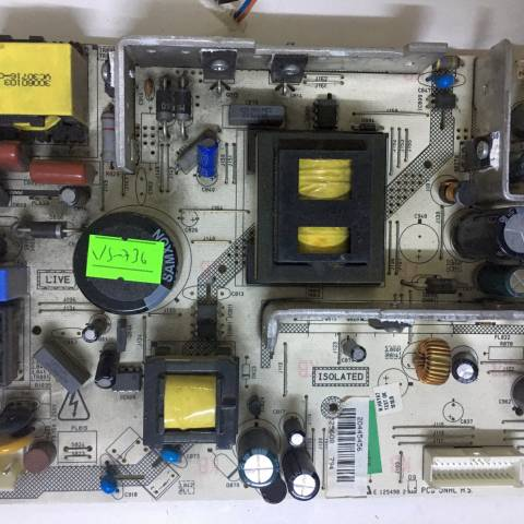 VESTEL 32VH3000 LCD TV BESLEME KARTI / POWER BOARD FOR VESTEL TV, BOARD NO.S  17PW26-4, 100409, 20445456, 26571029, E 125498 (SKU: VS-736)