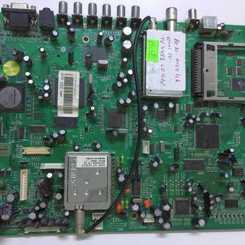 ARÇELİK 4482 HD LCD TV ANAKARTI / MAINBOARD FOR ARCELIK & BEKO TV. BOARD NO.S RX9.190R-3, P7P XZZ, LS 32 CH2 2S CI KL