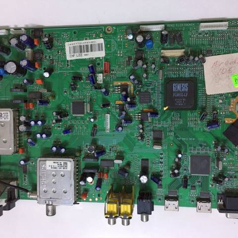 ARÇELİK TV 106-521 B FHD LCD TV ANAKARTI / MAINBOARD FOR ARCELIK & BEKO TV. BOARD NO.S GW2.190R-2, CNF LZZ, LE 40W SS2 MLT