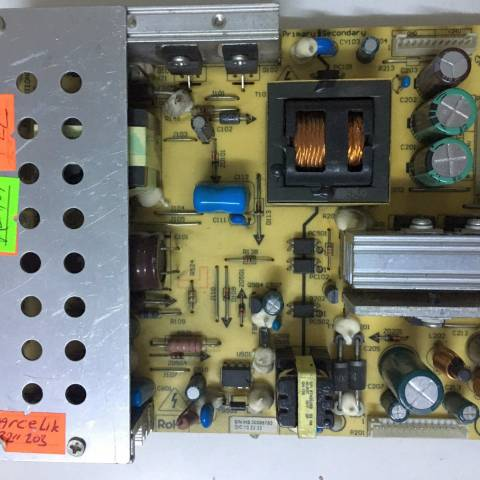 ARÇELİK TV 82-203 LCD TV BESLEME KARTI / POWER SUPPLY BOARD FOR ARCELIK-BEKO TV BOARD NO. FSP223-3F01, 3BS0182815GP, YLT910R