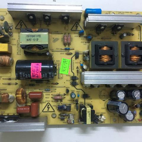 ARÇELİK TV 106-532 LCD TV BESLEME KARTI / POWER SUPPLY BOARD FOR ARCELIK-BEKO TV BOARD NO. FSP361-3F01, YSK910R, FSP337-3F01