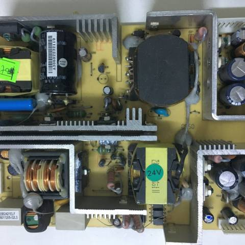 ARÇELİK TV 4368 LCD TV BESLEME KARTI / POWER SUPPLY BOARD FOR ARCELIK-BEKO TV BOARD NO. 0223B, CEM-1, 0223B2421ELF