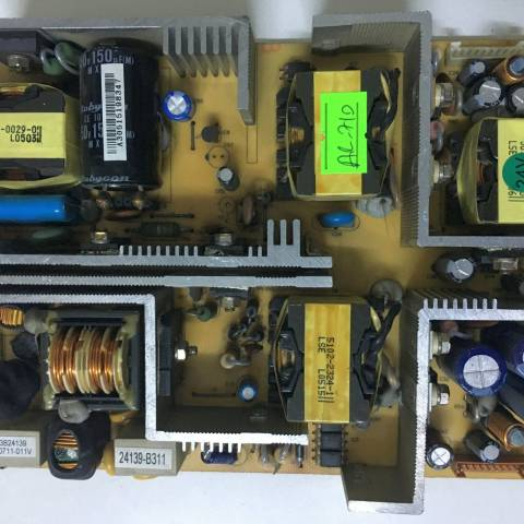 BEKO F 776 LCD TV BESLEME KARTI / POWER SUPPLY BOARD FOR ARCELIK-BEKO TV BOARD NO. 0223B, 0223B24139