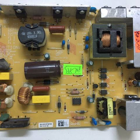ARÇELİK TV 82-203 3HD LCD TV BESLEME KARTI / POWER SUPPLY BOARD FOR ARCELIK-BEKO TV BOARD NO. FSP139-3F01, 3BS0236612GP, YTA910R