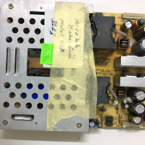 ARÇELİK BEKO 82 EKRAN LCD TV BESLEME KARTI / POWER SUPPLY BOARD FOR ARCELIK-BEKO TV BOARD NO. FSP204-2F01, 3BS0086312GP