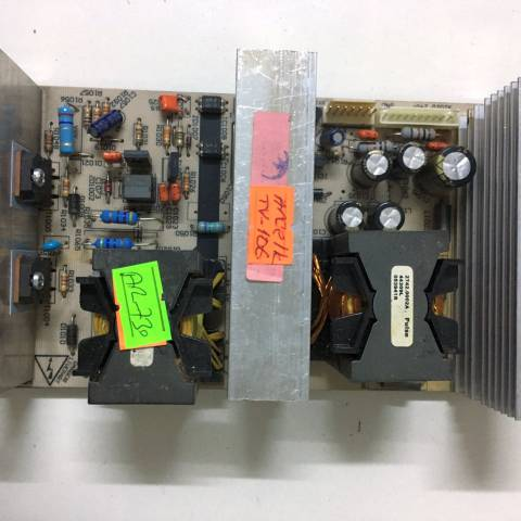 ARÇELİK TV 106-532 B FHD VD LCD TV BESLEME KARTI / POWER SUPPLY BOARD FOR ARCELIK-BEKO TV BOARD NO.S Z4H.194-07, XFY140R , Z4H.194