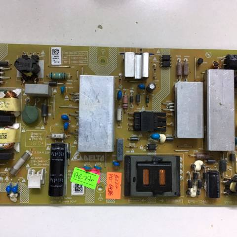 BEKO B40 LW 6436 LED TV BESLEME KARTI / POWER SUPPLY BOARD FOR ARCELIK-BEKO TV BOARD NO.S DPS-120AP-2, 2950338303, ZJN910R, 106AP1A