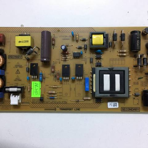 ARÇELİK A48 LB 5433 FULL HD LED TV BESLEME KARTI / POWER SUPPLY BOARD FOR ARCELIK-BEKO TV BOARD NO. VTY194-05, VTY140, VTY194