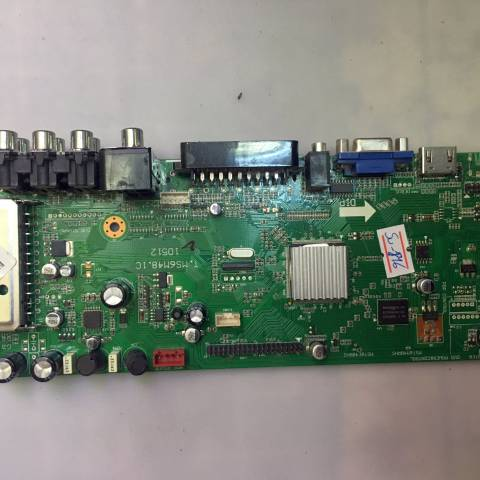 SUNNY SN042LM48-T1F LCD TV ANA KARTI / MAINBOARD FOR SUNNY-AXEN TV BOARD NO. T.MS6M48.1C, 10512