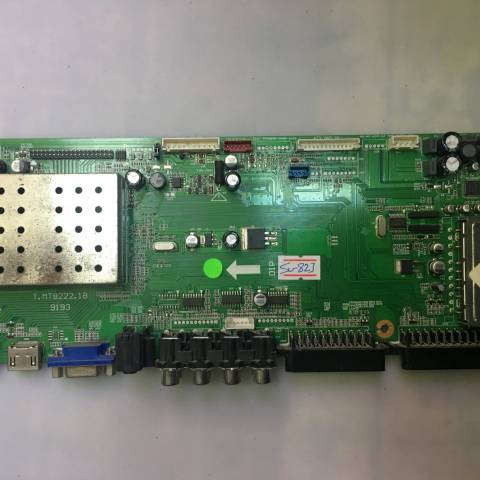 SUNNY SN032LM8-T1F LCD TV ANA KARTI / MAINBOARD FOR SUNNY-AXEN TV BOARD NO. T.MT8222.1B, 9193, Y.M. ANAKART