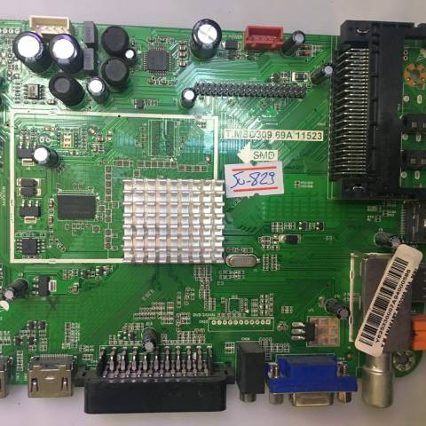 SUNNY SN046L3D LED TV ANA KARTI / MAINBOARD FOR SUNNY-AXEN TV BOARD NO.S T.MSD309.69A 11523, MSD309, 69A, 11523
