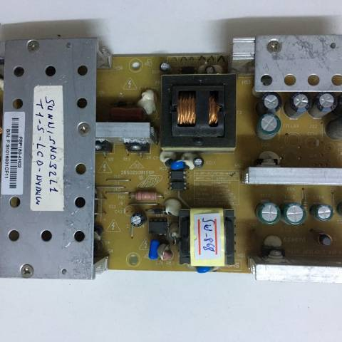 SUNNY SN032LI-T1S LCD TV BESLEME KARTI / POWER SUPPLY BOARD FOR SUNNY-AXEN TV BOARD NO.S FSP180-4H02, 3BS0210815GP, FSP180, FSP180-4H