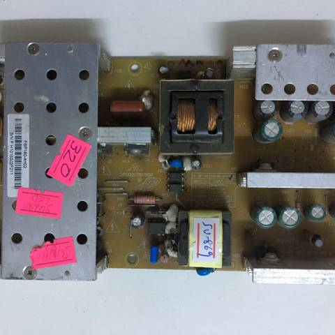 SUNNY SN032LM23-T1 LCD TV BESLEME KARTI / POWER SUPPLY BOARD FOR SUNNY-AXEN TV BOARD NO.S FSP180-4H02, 3BS0210815GP, FSP180, FSP180-4H