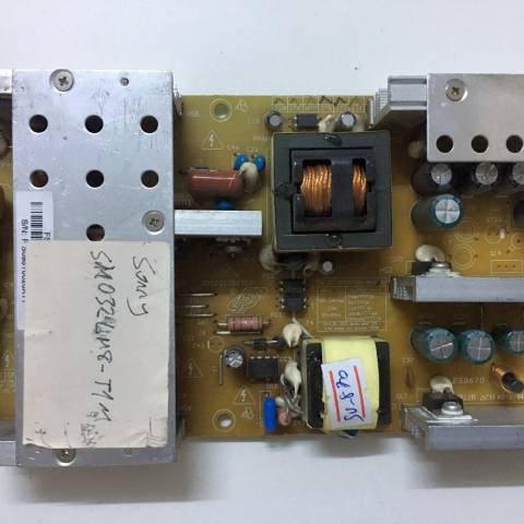 SUNNY SN032LM8-T1M LCD TV BESLEME KARTI / POWER SUPPLY BOARD FOR SUNNY-AXEN TV BOARD NO.S FSP180-4H02, 3BS0210815GP , FSP180, FSP180-4H