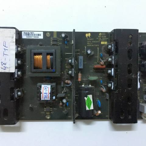 SUNNY SN042LM48-T1F LCD TV BESLEME KARTI / POWER SUPPLY BOARD FOR SUNNY-AXEN TV BOARD NO.S  MLT198TX, KB-5150, REV:1.4, MEGMEET
