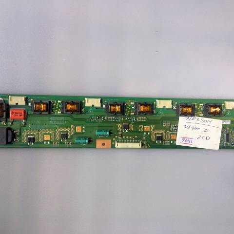 SEG 32900 LCD TV ARKA AYDINLATMA İNVERTÖR KARTI / BACKLIGHT INVERTER BOARD FOR SEG - VESTEL TV. BOARD NO.S VIC91801.BZ, REV:1, LOGAH, VIC91801.ZZ
