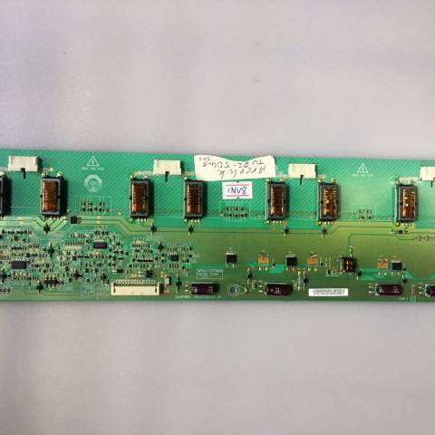 ARÇELİK TV 82-504 B 3HD ECO LCD TV ARKA AYDINLATMA İNVERTÖR KARTI / BACKLIGHT INVERTER BOARD FOR ARCELİK-BEKO TV. BOARD NO.S V225-201, 4H.V2258.031 /B, DS-1931TD3010
