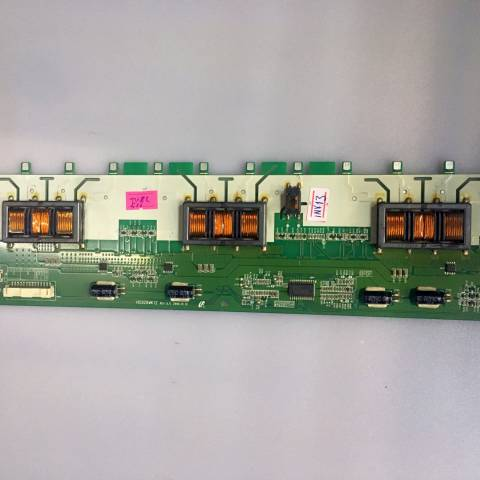 BEKO F 82-511 LCD TV ARKA AYDINLATMA İNVERTÖR KARTI / BACKLIGHT INVERTER BOARD FOR ARCELIK BEKO TV. BOARD NO.S HS320WK12, REV 0.5, INVST320N