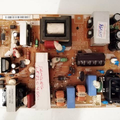 SAMSUNG LE32C450 LCD TV BESLEME KARTI / POWER SUPPLY BOARD FOR SAMSUNG LCD TV. BOARD NO.S BN44-00338A, P2632HD_ASM, PSLF121401A
