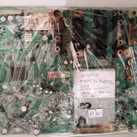 PHILIPS 32PFL3205 LCD TV ANAKARTI / MAINBOARD FOR PHILIPS LCD TV. BOARD NO.S 715G3786-M1A-000-004X, TPM4.1E LA, 715G3786