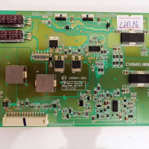 ARÇELİK A50-LW-9336 LED TV LED SÜRÜCÜ KARTI / LED ADDRESS DRIVER BOARD FOR ARÇELİK-BEKO TV. BOARD NO.S L500H1-2EA, L500H1-2EA-C112C, 2G-D086840, V500HJ1-LE1