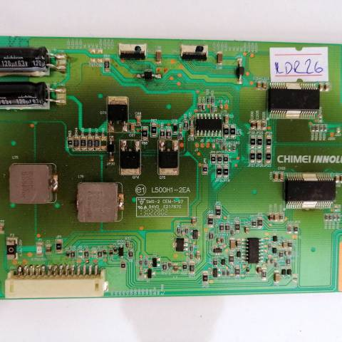 VESTEL 50PF7070 3D SMART LED TV LED SÜRÜCÜ KARTI / LED ADDRESS DRIVER BOARD FOR VESTEL TV. BOARD NO.S L500H1-2EA, L500H1-2EA-C112C, 2G-D086840, V500HJ1-LE1