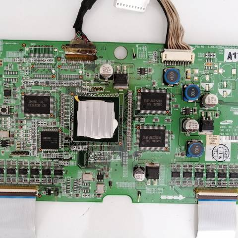 VESTEL MILLENIUM 42 INCH PLAZMA TV LOGIC KARTI / LOGIC MAIN FOR VESTEL PLASMA TV. BOARD NO.S LJ41-03387A, LJ92-01270A, 42HD S4.0, R1.4