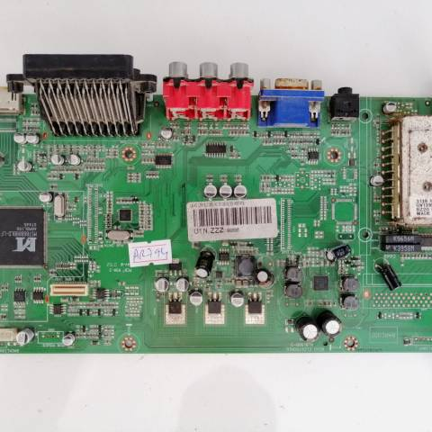 ARÇELİK TV 106-511 LCD TV ANA KARTI / MAINBOARD FOR ARCELIK-BEKO TV. BOARD NO.S XLB190R-3, U1N ZZZ,  LB 42 LP9 MLT SRS