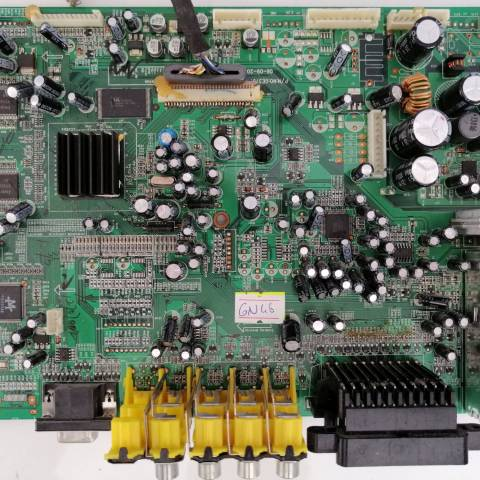 STRATO 32 INCH LCD TV ANA KARTI / MAINBOARD FOR STRATO - TEVION TV. BOARD NO.S GE3761-061010A, GE3761