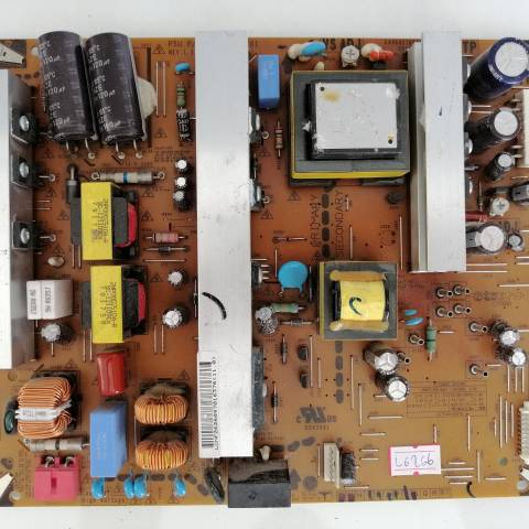 LG 50PA6500 FULL HD PLAZMA TV BESLEME KARTI / POWER SUPPLY BOARD FOR LG PLASMA TV. BOARD NO.S EAY62609701 , EAX64276501/17, 3PAGC10073A-R, PSPI-L103A,EAX64276501