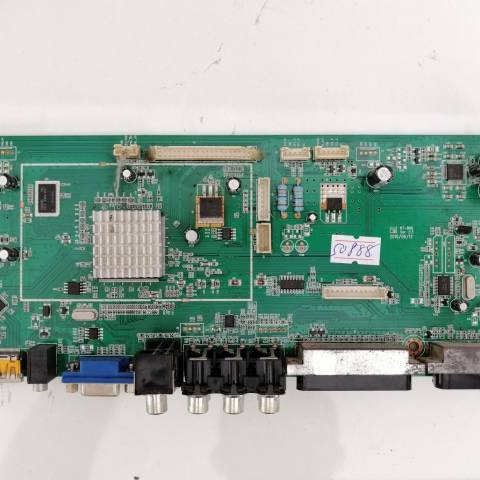 SUNNY 40 INCH LCD TV ANAKARTI / MAINBOARD FOR SUNNY LCD TV. BOARD NO.S NT-806, VER: 1.3, PCB MAIN BD ASSY, NT72634