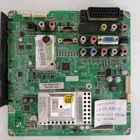 SAMSUNG LE32A330 LCD TV ANAKARTI / MAINBOARD FOR SAMSUNG LCD TV. BOARD NO.S BN94-02416A, BN94-02321A, BN41-00982B, 450_NORMAL_READY