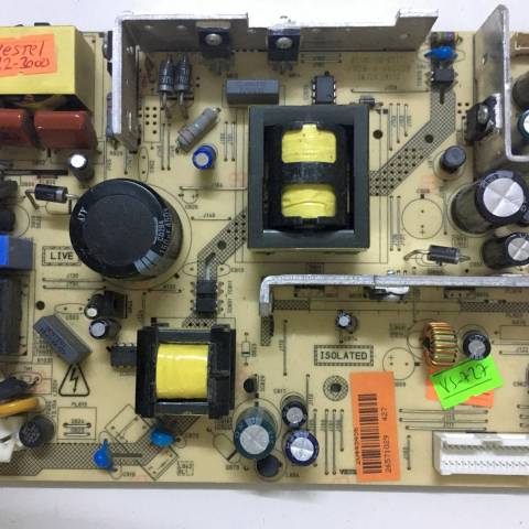 VESTEL 32VH3000 LCD TV BESLEME KARTI / POWER BOARD FOR VESTEL TV. BOARD NO.S 17PW26-4, 100409, 20445456, 26571029, E 125498