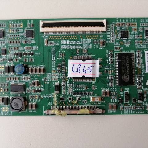 SAMSUNG LE-32B450 LCD TV T-CON KARTI / T-CON (LOGIC) BOARD FOR SAMSUNG LCD TV. BOARD NO.S 320AP03C2LV0.1, 2933H, 320AP03C2L