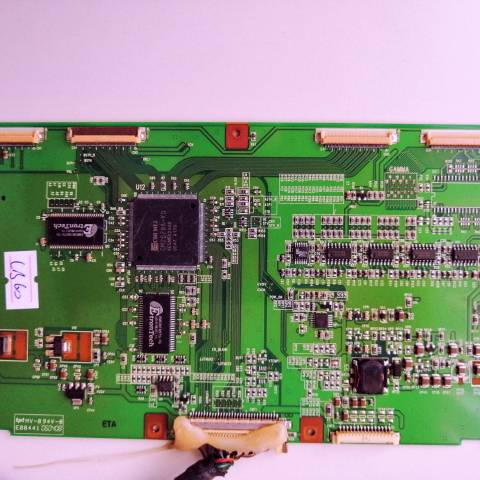 GRUNDIG GR 32-113 LCD TV T-CON KARTI / T-CON (LOGIC) BOARD FOR GRUNDIG - BEKO LCD TV. BOARD NO.S V320B1-L01-C, 35-D003848, V320B1