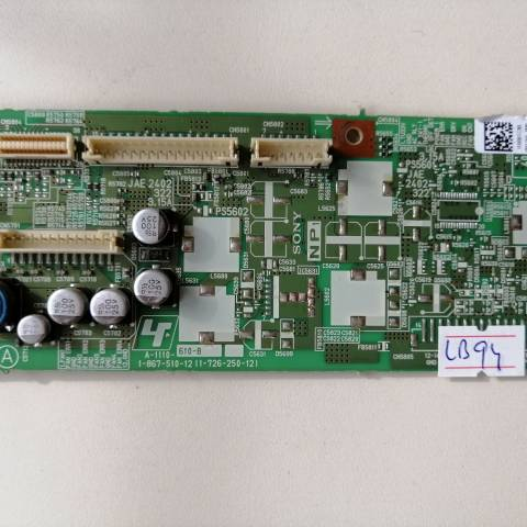 SONY BRAVIA KLV-W40A10E LCD TV KONNEKTÖR KARTI / CONNECTOR BOARD FOR SONY LCD TV. BOARD NO.S A-1110-610-B, 1-867-510-12, 1-726-250-12, NP1