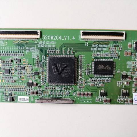 LOEWE L32 CONCEPT LCD TV T-CON KARTI / T-CON (LOGIC) BOARD FOR LOEWE LCD TV. (BOARD PRODUCER: SAMSUNG) BOARD NO.S 320W2C4LV1.4, LJ94-00453H, V1.4, 320W2C4L