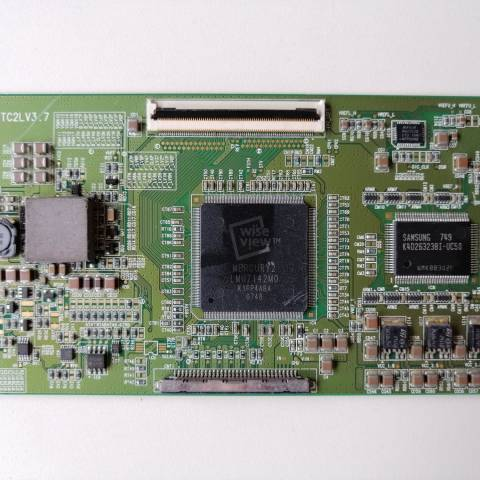 BEKO F 82-511 LCD TV T-CON KARTI / T-CON (LOGIC) BOARD FOR BEKO LCD TV. BOARD NO.S 320WTC2LV3.7, LJ94-02172C, 320WTC2L