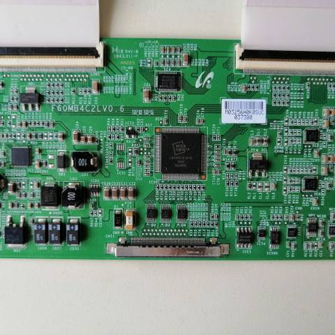 SAMSUNG LE32C530 LCD TV T-CON KARTI / T-CON (LOGIC) BOARD FOR SAMSUNG LCD TV. BOARD NO.S F60MB4C2LV0.6, LJ94-03256H, F60MB4C2L