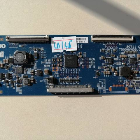 SAMSUNG UE42F5070 LED TV T-CON KARTI / LOGIC BOARD FOR SAMSUNG LED TV. BOARD NO.S 50T11-C02, T500HVN05.0, 5542T28C13, 5542T28C
