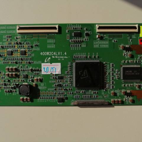 ARÇELİK A40-LEM-3B LED TV T-CON KARTI / T-CON (LOGIC) BOARD FOR ARÇELİK LED TV. BOARD NO.S 400W2C4LV1.4, LJ94-00742H, 00742H, 400W2C4L