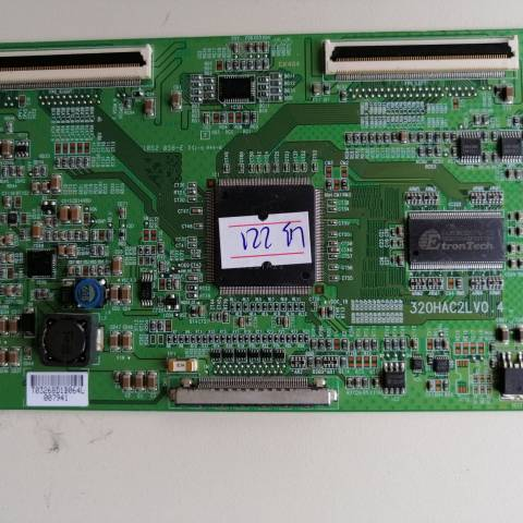 VESTEL 32 INCH LCD TV T-CON KARTI / LOGIC BOARD FOR VESTEL LCD TV. BOARD NO.S 320HAC2LV0.4, LJ94-03268D, 320HAC2L, V0.4, 3268D