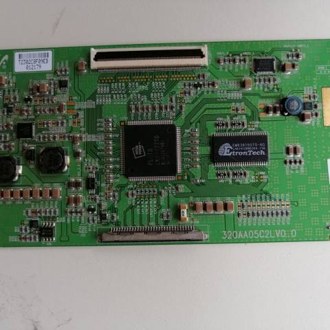 LG 32LV3400 HD READY LED TV T-CON KARTI / T-CON (LOGIC) BOARD FOR LG LED TV. BOARD NO.S 320AA05C2LV0.0, LJ94-02302C, 320AA05C2L, V0.0, 02302C