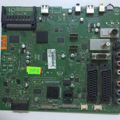 VESTEL 40PF7014 SMART LED TV ANAKARTI / MAINBOARD FOR VESTEL TV. BOARD NO.S 17MB90-2, 310112, 10083363, 23103947, 23103948