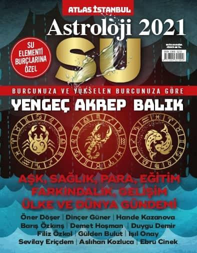 astroloji 2021 su