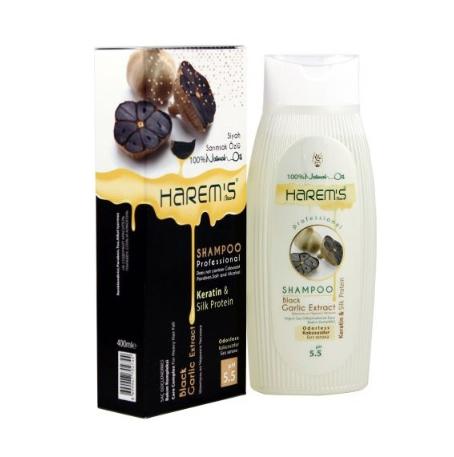 Harem'S Siyah Sarımsak Özlü Şampuan