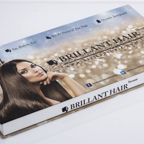 Delux Briliant hair