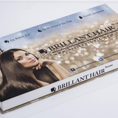 Delux Briliant hair