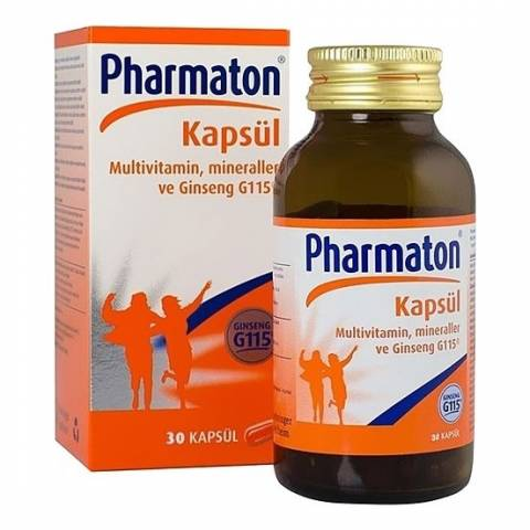 Pharmaton 30 Kapsül Bayer